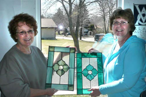 The Vinery Glass Studio - Beginning Stained Glass Art
