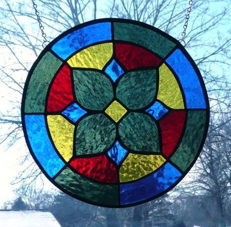 Vinery Glass Studio Stained Art