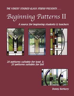 Beginning Patterns II Stained Glass Pattern Book